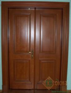Дверь межкомнатная материал бук