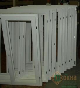 До сборки деревянного стеклопакета ОСВ.
